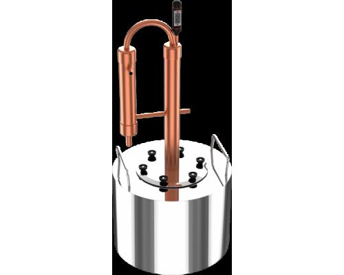 Самогонный аппарат Cuprum & Steel Omega