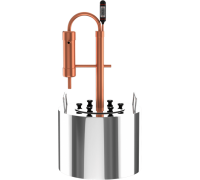 Самогонный аппарат Cuprum & Steel Omega-2