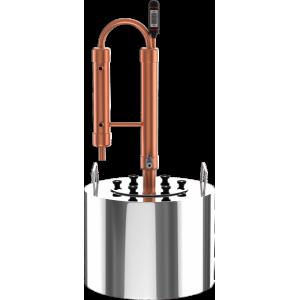 Самогонный аппарат Cuprum & Steel Omega Plus