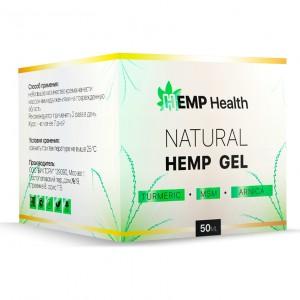 Купить Hemp Gel для суставов на основе конопли