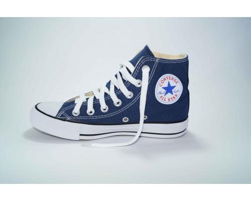 Кеды Converse (конверс) Chuck Taylor All Star высокие синие р-р 36-40 Артикул: con-v-7