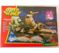 Конструктор SUPER WINGS (Супер крылья) Арт. 104