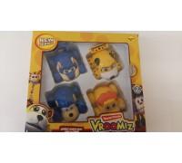 Набор энерционных игрушек из серии VROOMIZ (ВРУМИЗ) 4шт Арт.H1308A