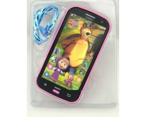 Телефон Маша Медведь игрушка