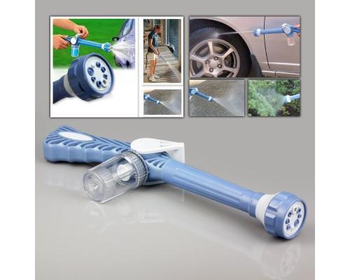 Насадка-распылитель на шланг с бочком для шампуня Ez jet water Cannon (Из Джет Ватер Канон)