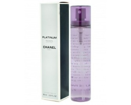 Духи мужские CHANEL Egoiste Platinum, 80 ml