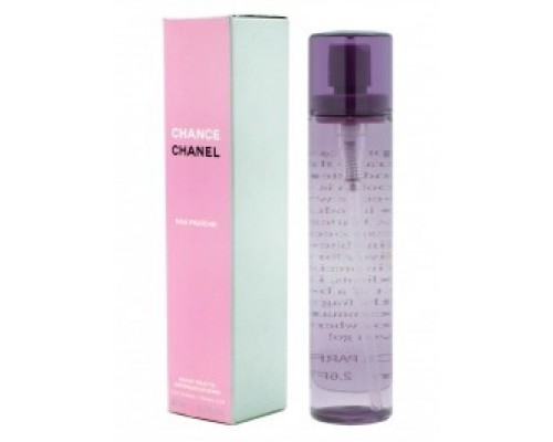 Духи женские CHANEL Chance Eau Fraiche, 80 ml