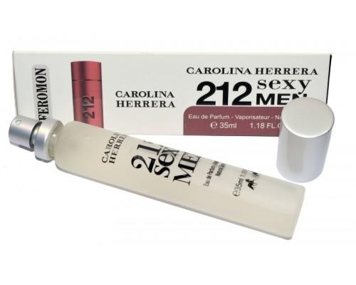 ДУХИ С ФЕРОМОНАМИ CAROLINA HERRERA 212 SEXY , 35МЛ.