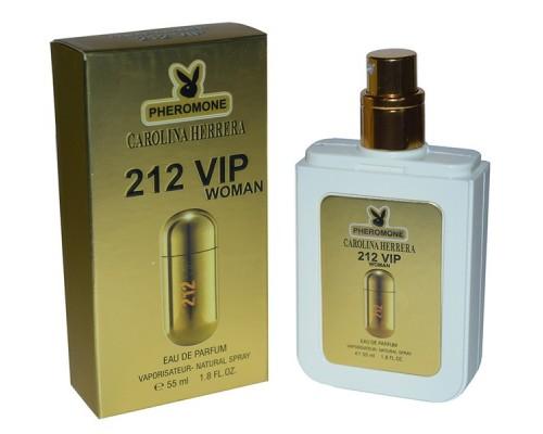 ДУХИ С ФЕРОМОНАМИ 212 VIP WOMAN CAROLINA HERRERA,55ML NEW