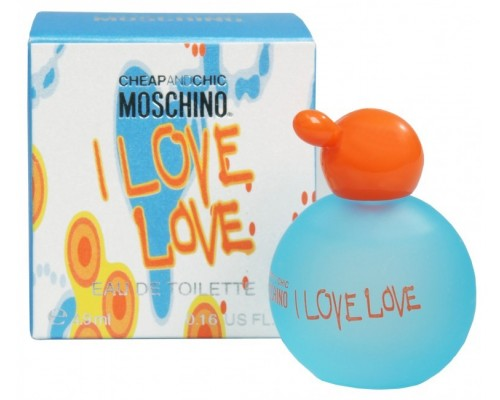 Женская туалетная вода Moschino Cheap & Chic I Love Love, edt 100ml