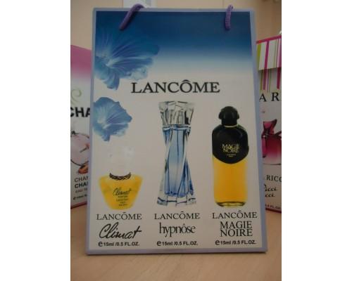 Набор женский подарочный Lancome