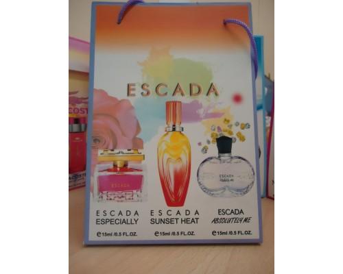 Набор женский подарочный Escada