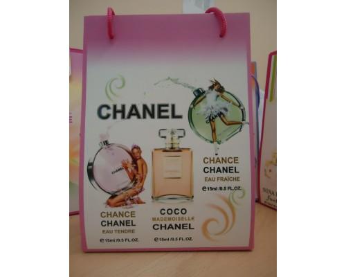 Набор женский подарочный Chanel
