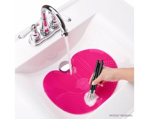 Коврик для мытья кисточек для макияжа Brush Spa