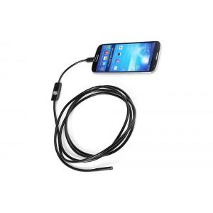 Гибкий USB эндоскоп для Android и ПК