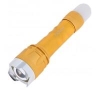 Светодиодный фонарик Луна Р-8022 Аккумуляторный