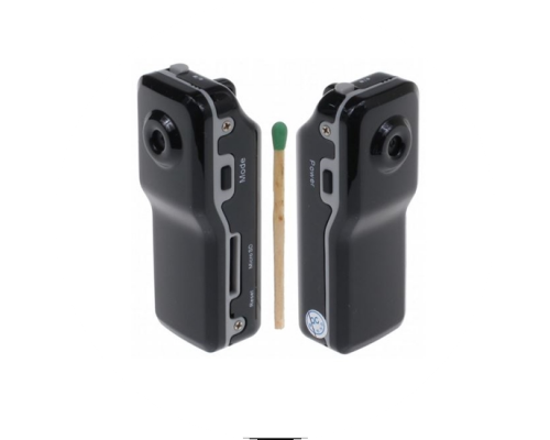 Мини-видеокамера / диктофон Mini Dv World Smallest Voice Recorder