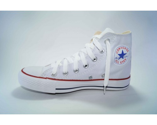 Кеды Converse (конверс) Chuck Taylor All Star высокие белые р-р 36-40 Артикул: con-v-2