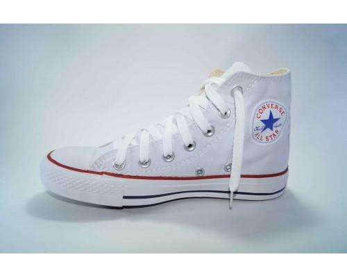 Кеды Converse (конверс) Chuck Taylor All Star высокие белые р-р 41-45 Артикул: con-v-2
