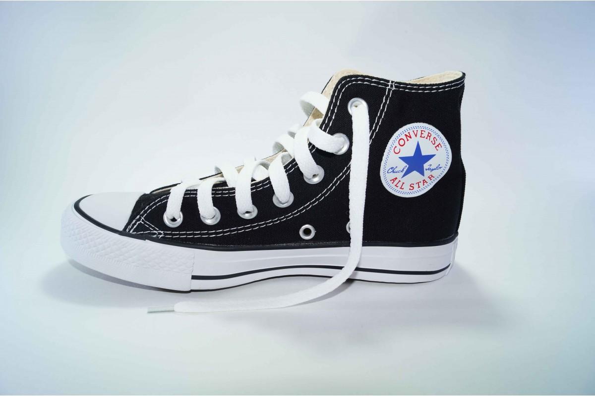 Кеды Converse (конверс) Chuck Taylor All Star высокие черные р-р 41-45  Артикул  con-v-8 25b9e0cb25557