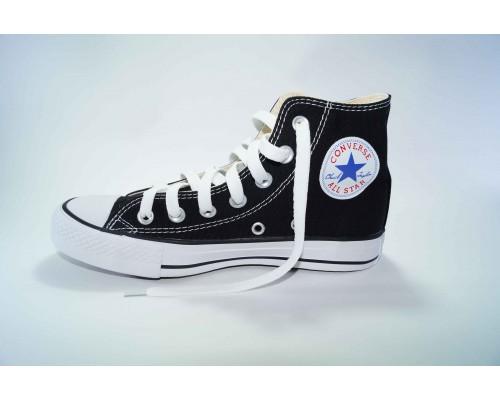 Кеды Converse (конверс) Chuck Taylor All Star высокие черные р-р 41-45 Артикул: con-v-8