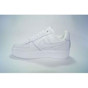 Nike airforce I низкие белые  Арт: B5000-1