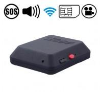 Скрытая GSM видеокамера-жучок X009 с прослушкой