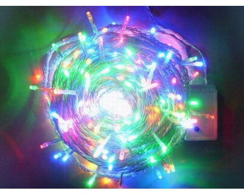 Новогодняя светодиодная гирлянда 240 LED лампочек