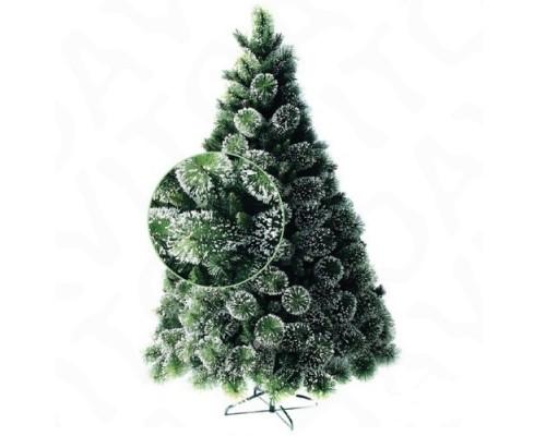 Новогодняя искусственная елка с шишками 210 см.
