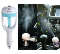 Увлажнитель и очиститель воздуха в авто Nanum