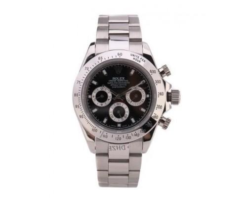 Rolex Daytona (серебро)
