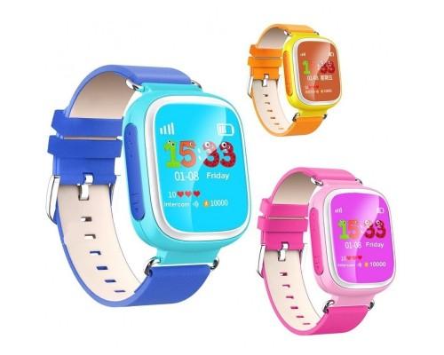 Умные детские часы GPS Smart Baby Watch Q60S